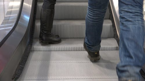 An Escalator is a Moving Staircase