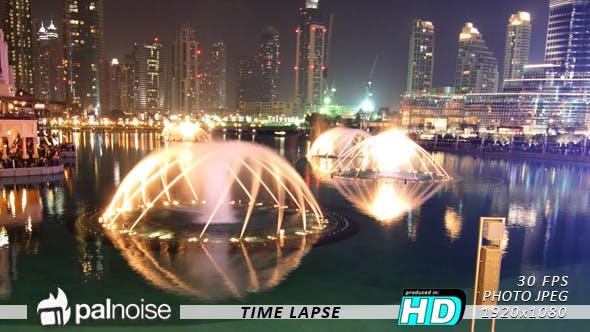 Thumbnail for Dubai Fountain Water Show