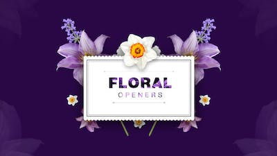 Floral Openers/ Live Flovers Wedding Titles/ Love Memories/ Spring Mood/ Beauty Bloggers Instagram