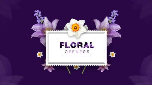 Thumbnail for Fleurs/Flovers Live Flovers Mariage Titles/Love Memories/ Spring Mood/ Beauté Bloggers Instagram
