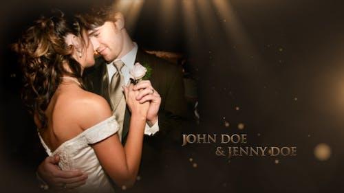 Wedding Slideshow - Romantic Memories
