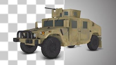 Army Humvee