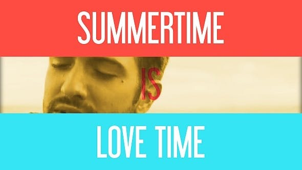 Thumbnail for Summer Love Intro - Elegant Photo Opener