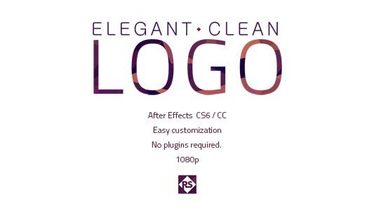 Thumbnail for Elegant Clean Logo