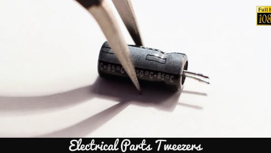 Thumbnail for Electrical Parts Tweezers