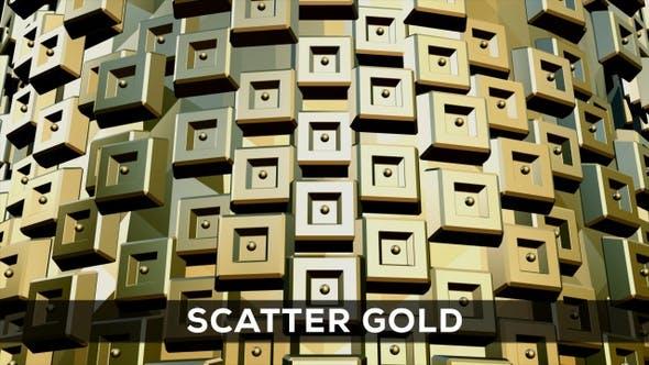 Scatter Gold