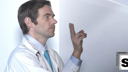 Thumbnail for Medical Data Screen