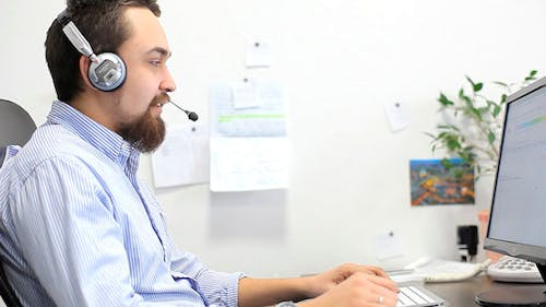 The Employee Call Center Answers the Call