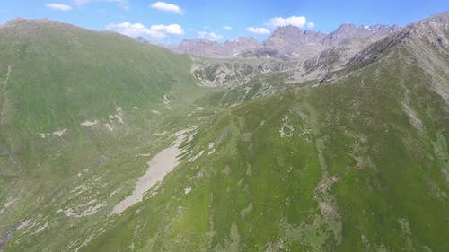 High Altitude Topography