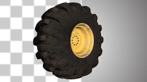 Mining Truck Wheels