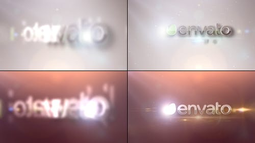 Flares Logo Reveal