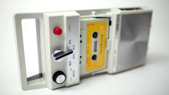 Thumbnail for Tape Recorder Vintage Cassette 22