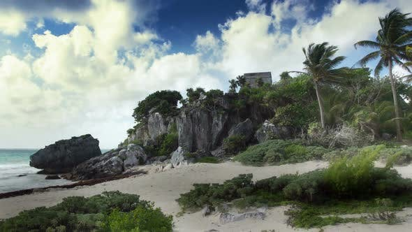 Thumbnail for Mayan Ruins Mexico Tulum No People 2