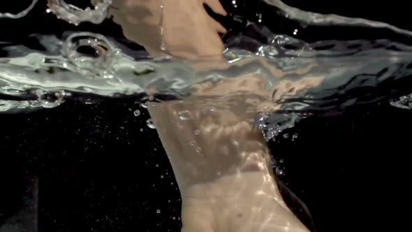 Thumbnail for Hand Into Water