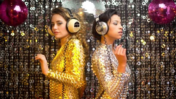 Thumbnail for Sexy Disco Party Women Catsuits 3