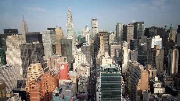 Thumbnail for New York Manhattan Skyline Usa 3