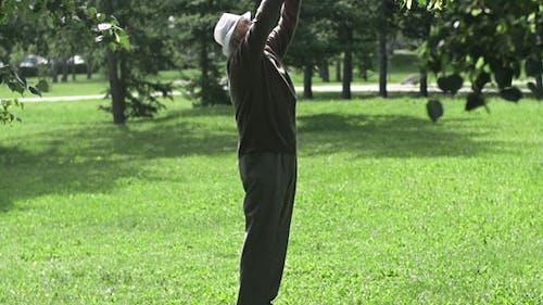 Outdoor Exercising
