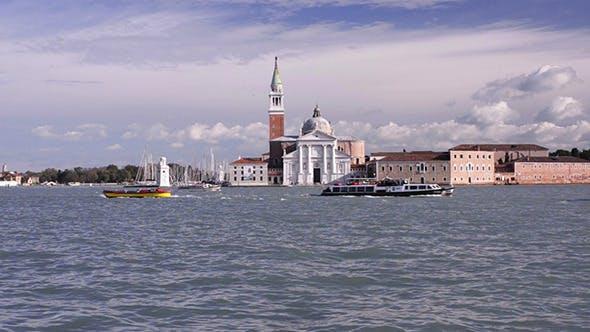 Thumbnail for Venice. Canal Della Giudecca