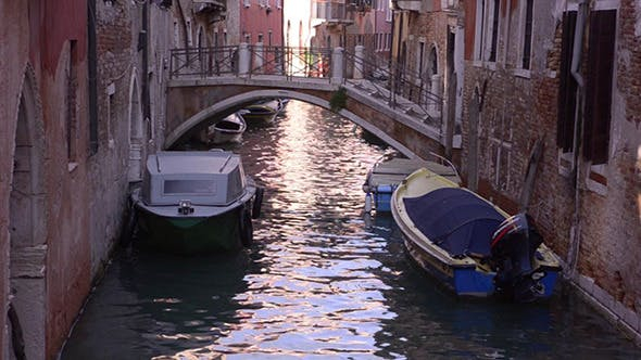 Thumbnail for Narrow Canals Of Venice