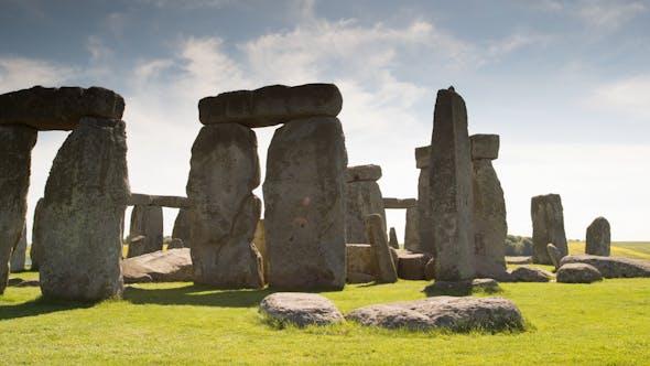 Thumbnail for Stone Henge England Tourism Monolith Stones 18