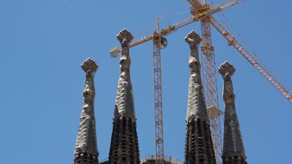 Thumbnail for Sagrada Familia Barcelona Spain 3