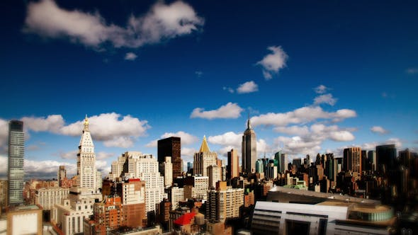 Thumbnail for Nyc Skyline Manhattan 6