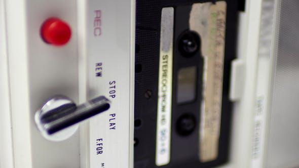 Thumbnail for Tape Recorder Vintage Cassette 20