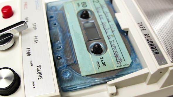 Thumbnail for Tape Recorder Vintage Cassette 6