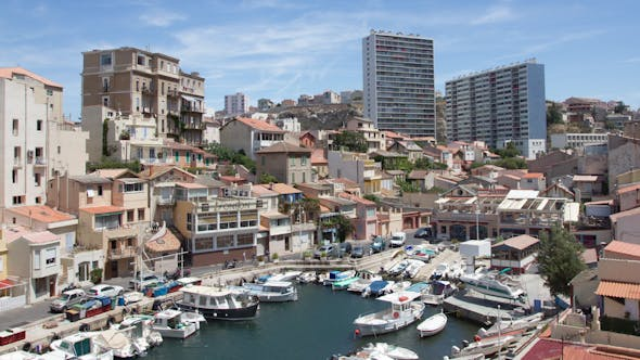 Thumbnail for Boats And Yachts Marseille France 1