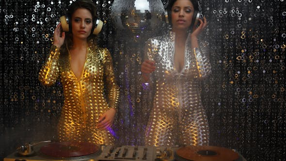 Thumbnail for Sexy Disco Party Women Catsuits 15