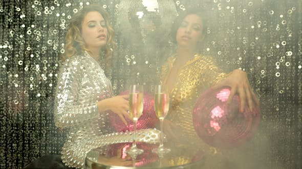 Thumbnail for Sexy Disco Party Women Catsuits 26