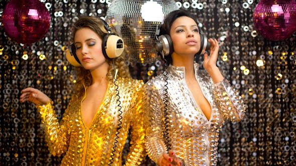 Thumbnail for Sexy Disco Party Women Catsuits 7