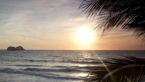 Thumbnail for Spectacular Sunset Mexico 1