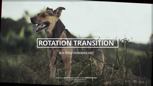 Thumbnail for Rotation Transition Slideshow