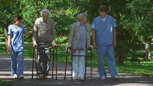 Thumbnail for Elderly Patients