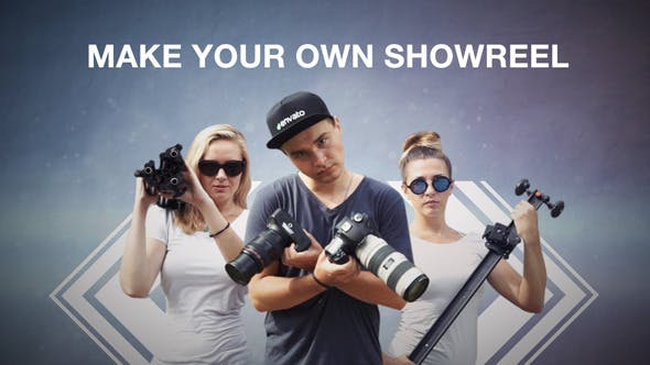 Thumbnail for Make Your Own Showreel