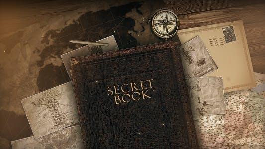 Thumbnail for The Secret Book