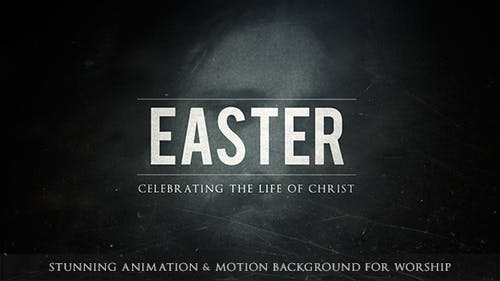 Easter Worship Package