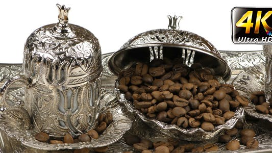 Thumbnail for Roasted Coffee and Antique Anatolia Pot