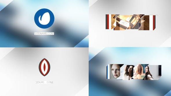 Thumbnail for Elegant Fashion Photo Logo Reveal