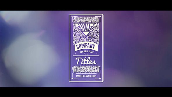 Thumbnail for Vintage Titles Pack