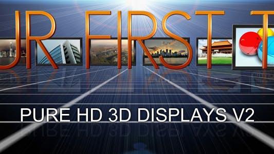 Thumbnail for Pure 3D HD Display V2