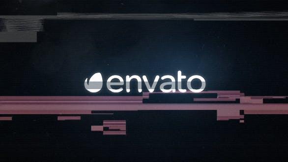 Thumbnail for Digital Glitch Logo