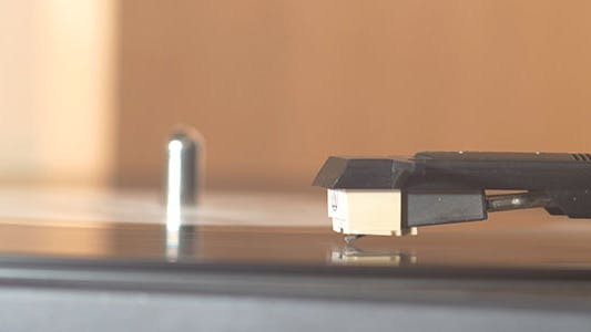 Thumbnail for Vinyl Turntable Record Player 3