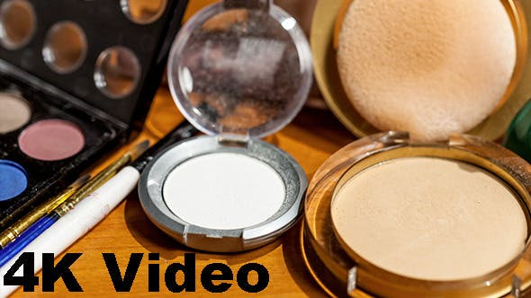 Thumbnail for Cosmetic Products On Table