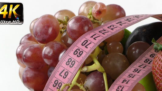 Thumbnail for Fruits Composition and Measurement 3