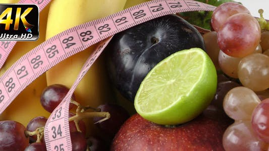 Thumbnail for Fruits Composition and Measurement 5