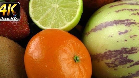 Früchte Zusammensetzung 7