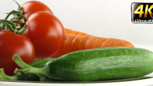 Thumbnail for Tomato Cucumber and Carrot