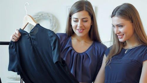 Buying A New Wardrobe